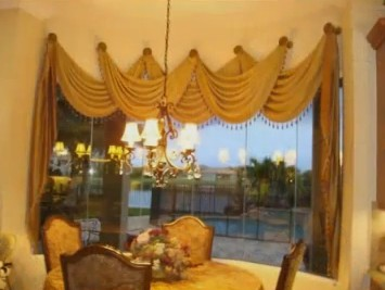 Window Treatments, Custom Curtains and Drapes